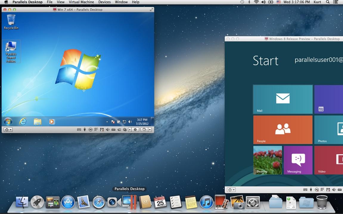 Windows emulator for mac