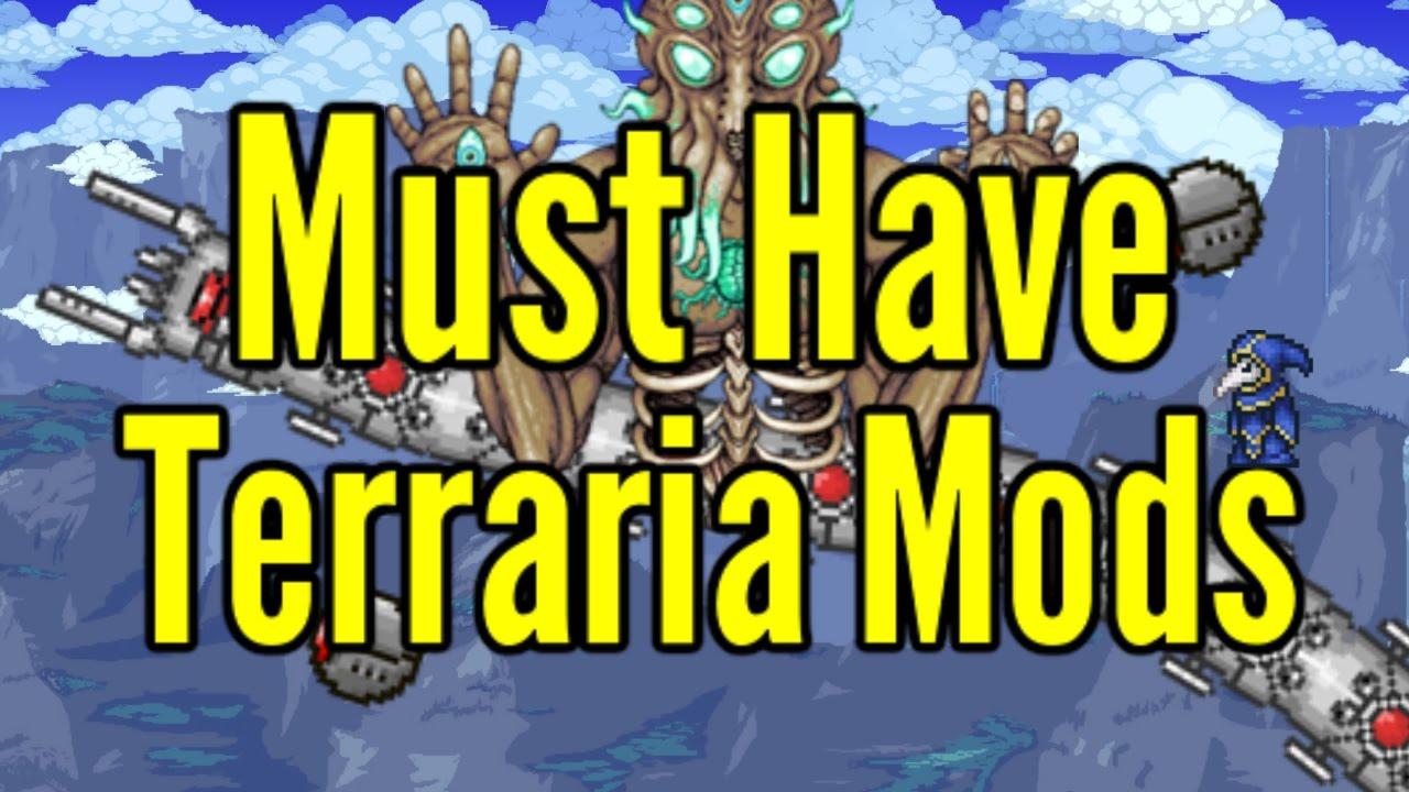 Best Terraria Mods 2020 Gaming Archives   BreakOnACloud