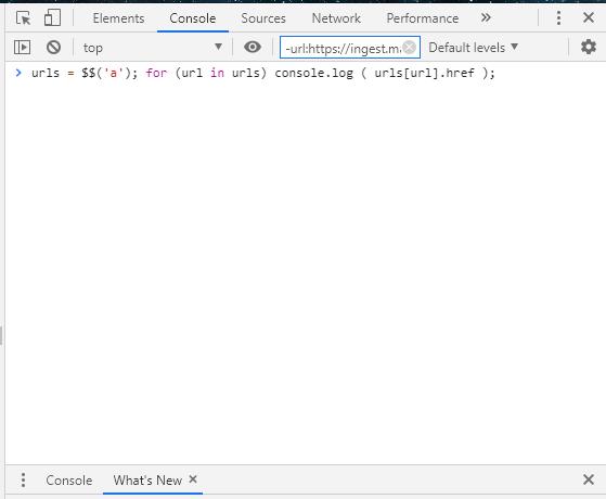 link reveal code