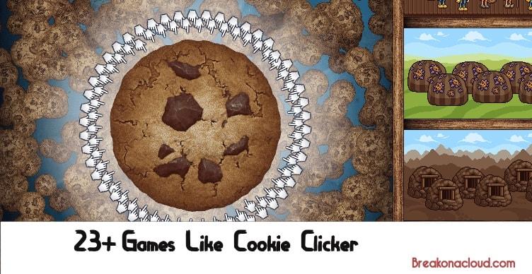 best Games like Cookie-Clicker